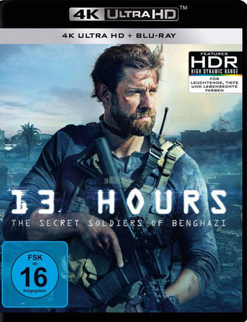 13 Hours: The Secret Soldiers Of Benghazi (2 Disc Set)