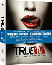 True Blood - The Complete First Season (5DiscSet)