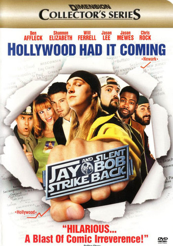 Jay And Silent Bob Strike Back - Collector's Series (2 Disc Set)