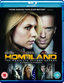 Homeland - The Complete Second Season (3 Disc Set)