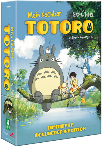 Mein Nachbar Totoro (となりのトトロ) - Limited Collector's Edition (2 Disc Set)