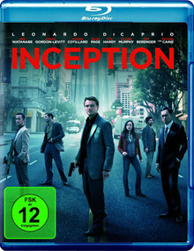 Inception (2 Disc Set)