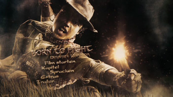 Born To Fight - Dynamite Warrior (ฅนไฟบิน) - Limited Gold Edition