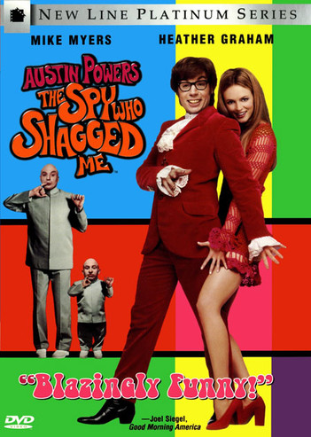 Austin Powers: The Spy Who Shagged Me - New Line Platinum Series