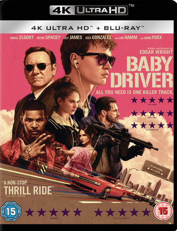 Baby Driver (2 Disc Set)