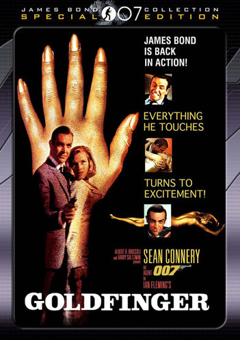 James Bond 007 - Goldfinger - Special Edition
