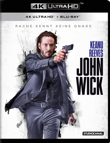 John Wick (2 Disc Set)