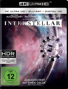 Interstellar (3 Disc Set)