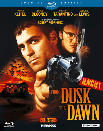 From Dusk Till Dawn - Special Edition (2 Disc Set)