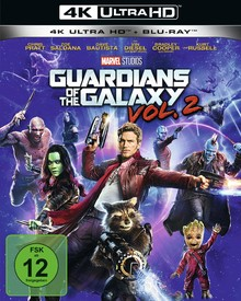 Guardians Of The Galaxy Vol. 2 (2DiscSet)