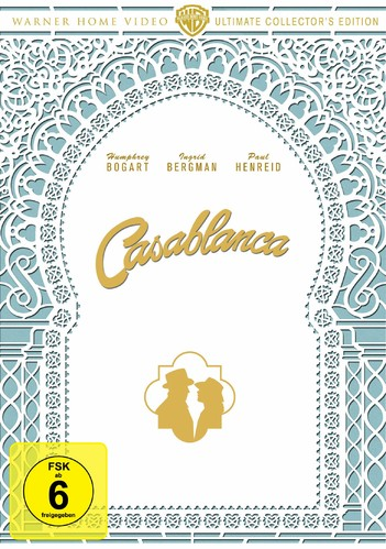 Casablanca - Ultimate Collector's Edition (2 Disc Set)