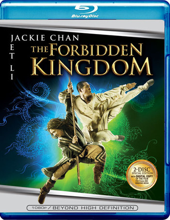 The Forbidden Kingdom (功夫之王) - Special Edition (2 Disc Set)