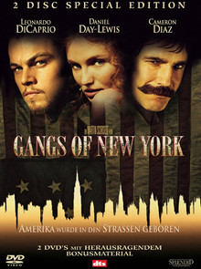 Gangs Of New York - Special Edition (2 Disc Set)