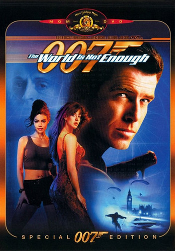 James Bond 007 - The World Is Not Enough - Special Edition
