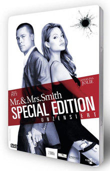 Mr. & Mrs. Smith - Special Edition Unzensiert (2 Disc Set)