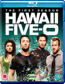Hawaii Five-0 - The First Season (6 Disc Set)