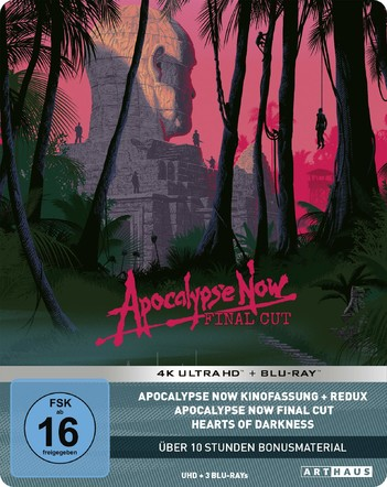 Apocalypse Now - Limited 40th Anniversary Edition (6 Disc Set)