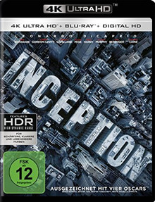 Inception (3 Disc Set)