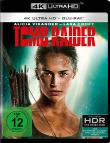 Tomb Raider (2 Disc Set)