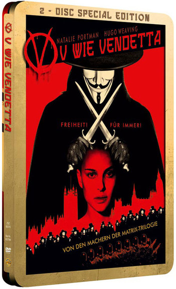V wie Vendetta - Special Edition (2 Disc Set)