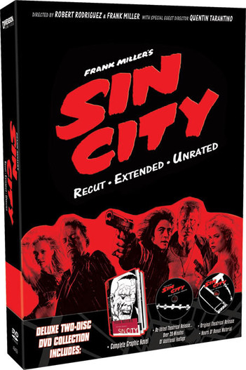 Frank Miller's Sin City - Recut - Extended - Unrated