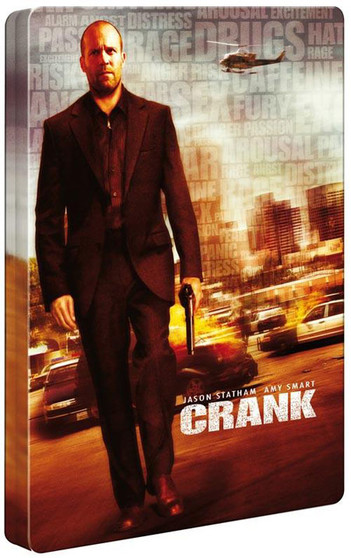 Crank - Limited Edition (2 Disc Set)