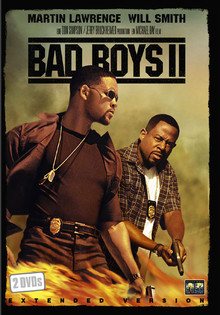 Bad Boys II - Extended Version (2 Disc Set)