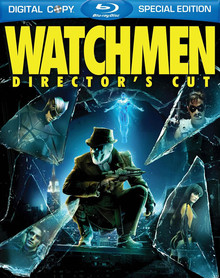 Watchmen - Director's Cut Special Edition (3 Disc Set)
