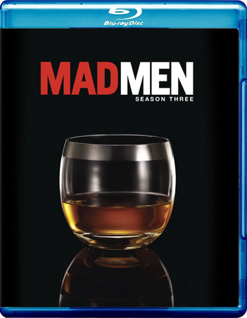 Mad Men - Season Three (3 Disc Set)