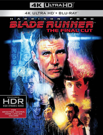 Blade Runner - The Final Cut (4 Disc Set)
