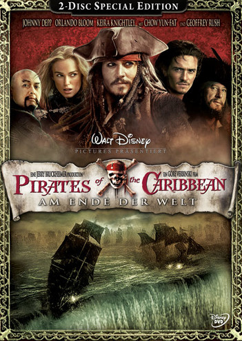 Pirates Of The Caribbean: Am Ende der Welt - Special Edition (2 Disc Set)