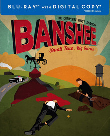 Banshee - The Complete First Season (4DiscSet)