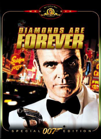 James Bond 007 - Diamonds Are Forever - Special Edition