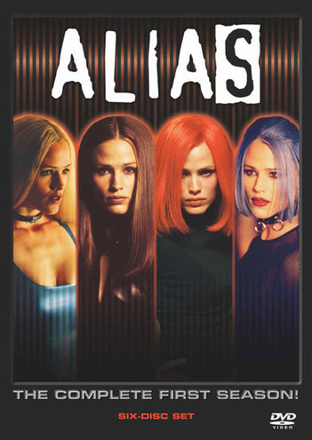 Alias - The Complete First Season (6 Disc Set)