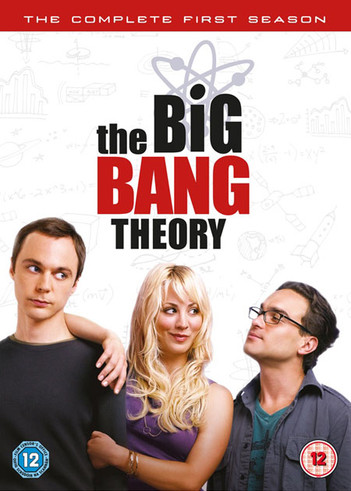 The Big Bang Theory - The Complete First Season (3 Disc Set)