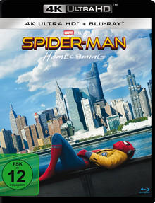 Spider-Man: Homecoming (2 Disc Set)