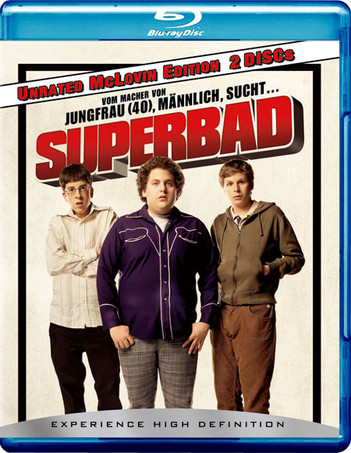 Superbad - Unrated McLovin Edition (2 Disc Set)