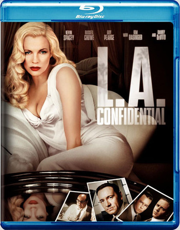 L.A. Confidential (inkl. Soundtrack CD)