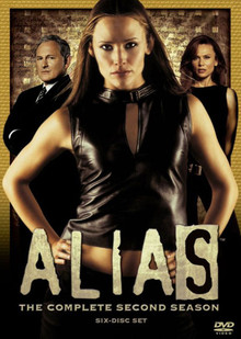 Alias - The Complete Second Season (6 Disc Set)