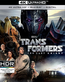 Transformers: The Last Knight (3 Disc Set)