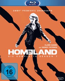 Homeland - Die komplette Season 7 (3 Disc Set)