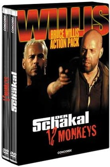 Bruce Willis Action Pack