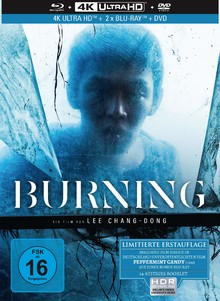 Burning (버닝) - Limited Collector's Edition Mediabook (4 Disc Set)
