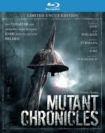Mutant Chronicles - Limited Uncut Edition