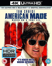 American Made (2 Disc Set)