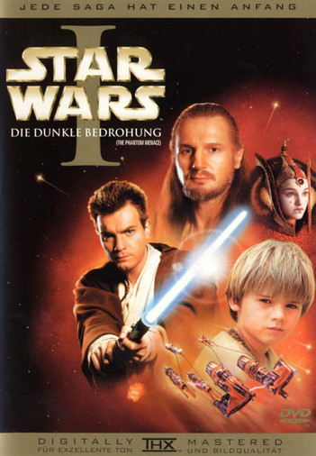 Star Wars: Episode 1 - Die dunkle Bedrohung