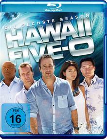 Hawaii Five-0 - Die sechste Season (5 Disc Set)
