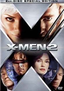 X-Men 2 - Special Edition (2 Disc Set)