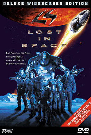 Lost In Space - Deluxe Widescreen Edition