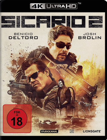 Sicario 2 (2 Disc Set)